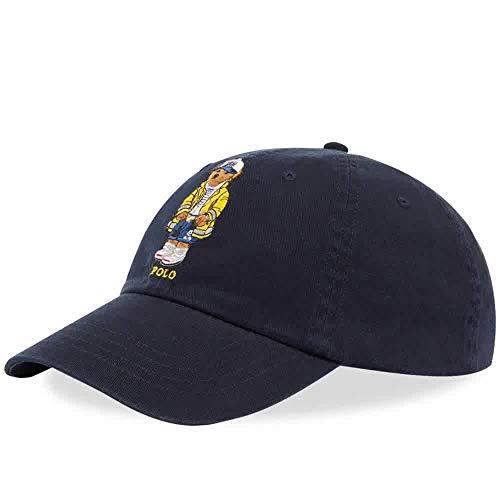 Polo Ralph Lauren Classic Sport Hat Aviator Navy-Gorras