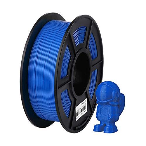 PLA-Filament 1kg, 3D-Druckerfilament 1,75 mm, für 3D-Drucker und 3D-Stift verwendet-Blau