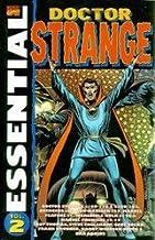 Essential Doctor Strange Volume 2 TPB by Dan Adkins (Artist), Gene Colan (Artist), Roy Thomas (26-Dec-2007) Paperback