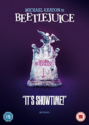 Beetlejuice [DVD] [1988]