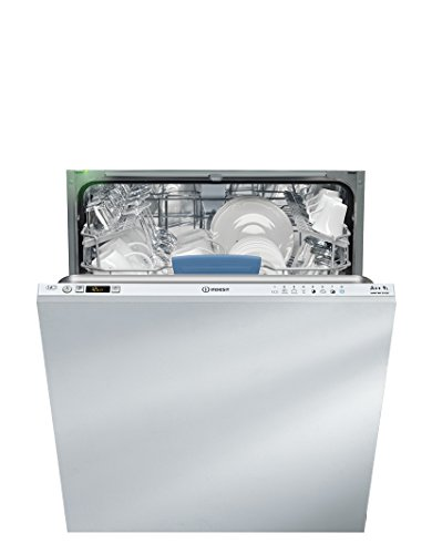 Indesit DIFP 48T9 AL EU Fully built-in 14places A++ White dishwasher - dishwashers (Fully built-in, A, A++, White, Buttons, A)