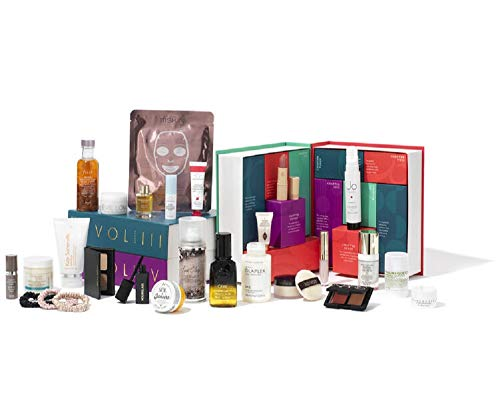 Space NK Advent Calendar - The Beauty Anthology 2019, Worth over £550, Christmas Gift for Her