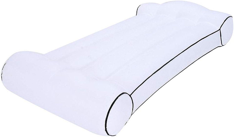 QAQ Wasser Aufblasbares Bett Tragbar Tragbar Tragbar Anti-Stress Wasserdicht Komfortabel Indoor Camping,Weiß,190  90  30cm B07M8VTP93  Online-Exportgeschäft a354c1