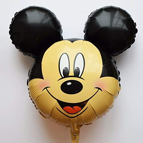 Nuovo XL Elio Palloncini Foglio Topolino Minnie Topo Compleanno Regalo Disney Party, Forma: R37F6 Topolino