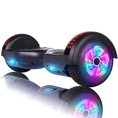VEVELINE Hoverboard for Kids w/Bluetooth...