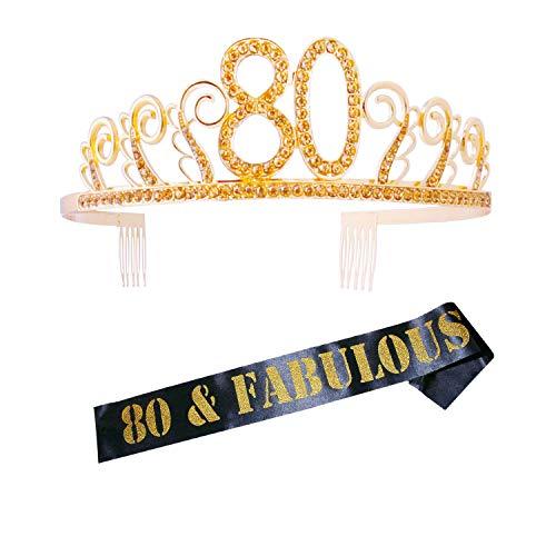 banda 80 cumpleaños de la marca waiyu