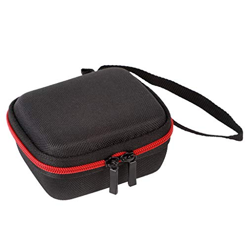 Tharv❤Hard Travel Shoulder Bag Storage Case Cover for JBL GO 2Bluetooth Speaker Black