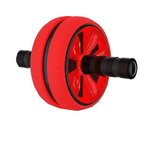 YDHWT Bauchmuskeln Rad-Bauch-Roller-Rad mit Pad, Hauptgymnastik Toning und Core Anzug, Fitness Bauch-Übung Ausrüstung