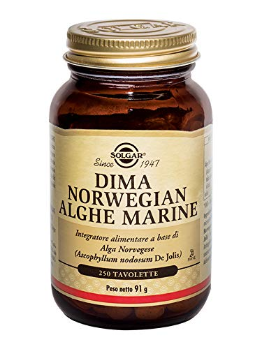Solgar Dima Norwegian Alghe Marine - 90 g