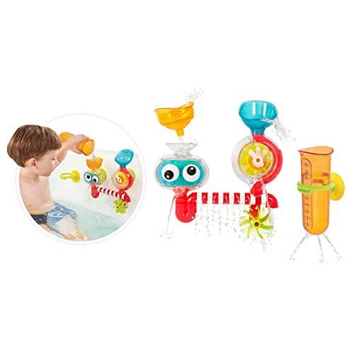 Yookidoo Badewannenspielzeug Wasserlabor Transparent