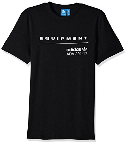 adidas Originals Men's PDX Classic Tee, black/white, M