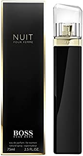 HUG0 B0SS Nuit Intense Pour Femme edp for women 2.5 oz.(75 ml)