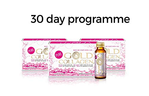 Pure GOLD COLLAGEN® 30 Day Programme