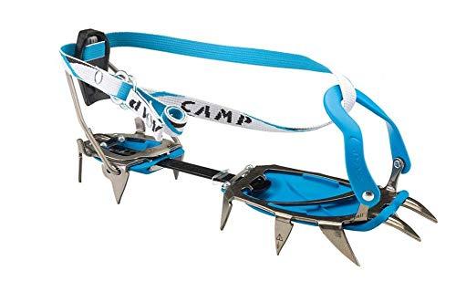 CAMP Stalker Semi-Automatic Blau-Grau, Steigeisen, Größe One Size - Farbe Blue - Grey