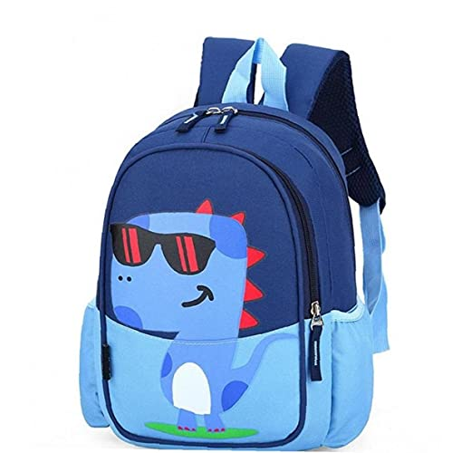 Ruluti Dinosaurio De Los Niños En Edad Preescolar Mochila para Niño Pequeño Niños Niñas School Book Bolsas para Niños Pequeños Dino Mochilas