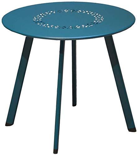Proloisirs Table Basse de Jardin en métal Massai 45 cm