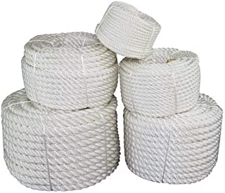 Best 1 2 inch twisted nylon rope Reviews