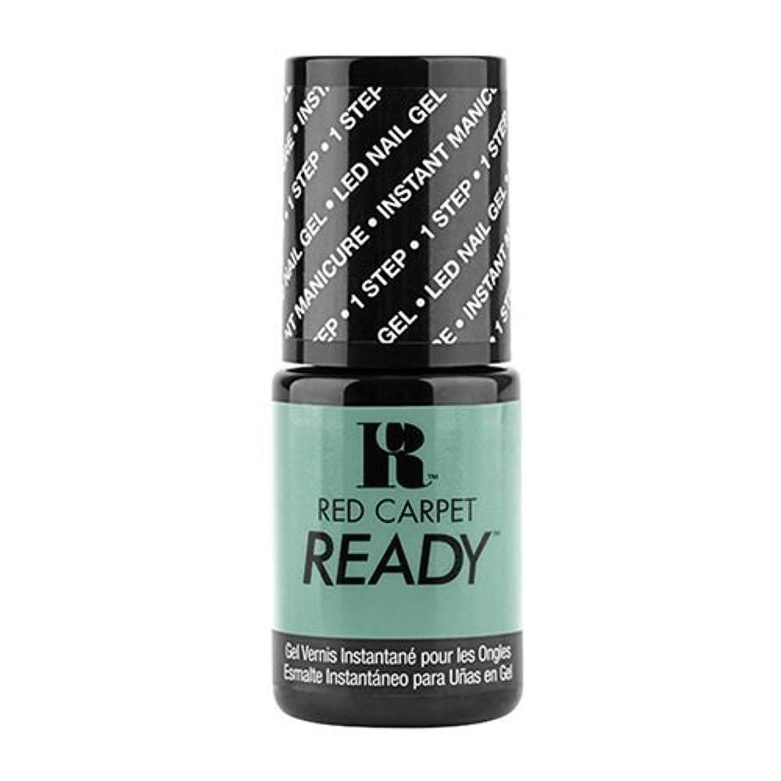 スプーン寛解川Red Carpet Manicure - One Step LED Gel Polish - Mint To Be - 0.17oz / 5ml