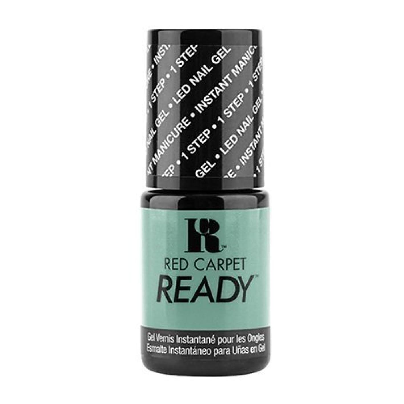 移行小さな中断Red Carpet Manicure - One Step LED Gel Polish - Mint To Be - 0.17oz / 5ml