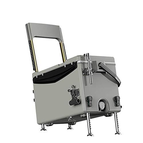 Yyqt Box Fischen, Angeln Eimer Angelzubehör Aufbewahrungsbox Lagerung Fisch-Kasten Sea Fishing Box Incubator Kühlschrank Cold-Box