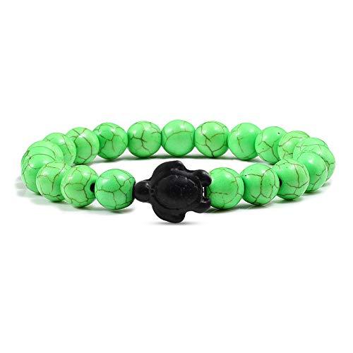 Daifuqiang Armband van natuursteen vrouwen armband cadeau hanger parels sieraden voor mannen
