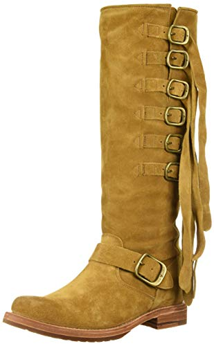 FRYE Women's Veronica Strap Tall Knee High Boot