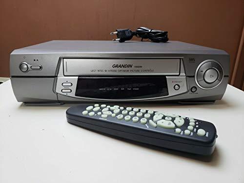 MAGNETOSCOPE Grandin V2020N Lecteur ENREGISTREUR K7 Cassette Video VHS VCR + TEL
