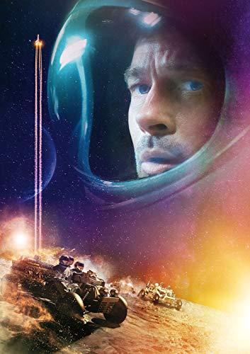 Lionbeen Ad Astra - Movie Poster - Cartel de la Pelicula 70 X 45 cm. (Not A DVD)