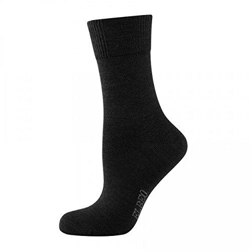 Elbeo Damen Socken Classic Wool Sensitive 2er Pack
