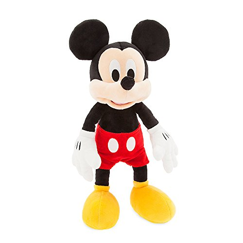 Disney Mickey Mouse Plush - Medium - 17 Inches