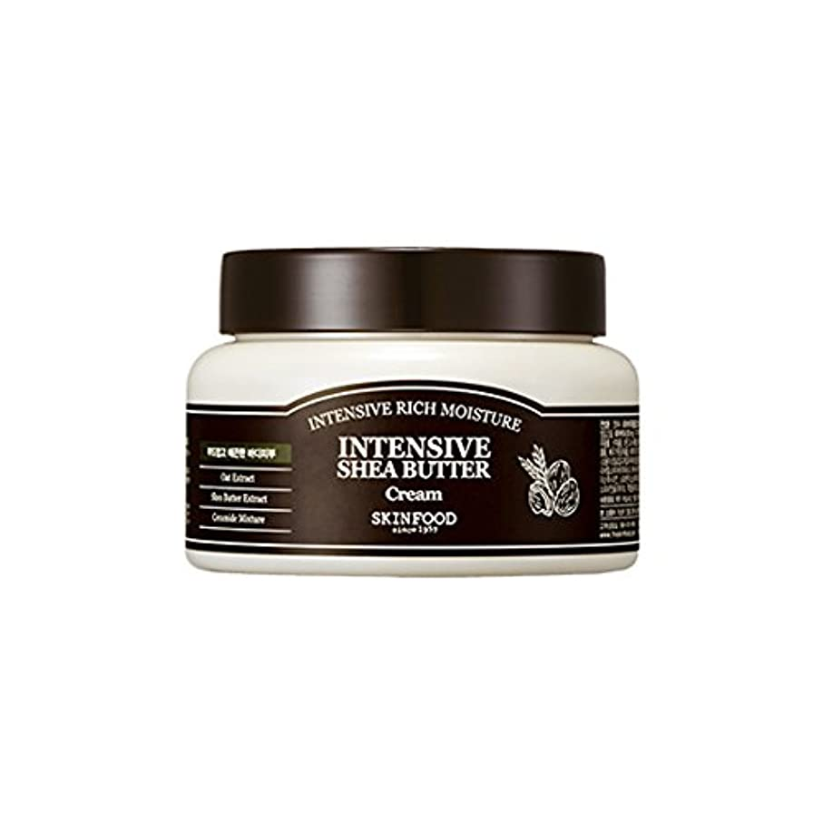 端のホスト開業医[New] SKINFOOD Intensive Shea Butter Cream 225ml/スキンフード インテンシブ シア バター クリーム 225ml [並行輸入品]