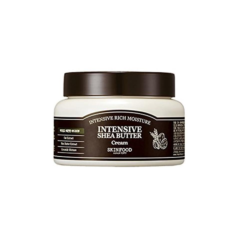 望む不屈予報[New] SKINFOOD Intensive Shea Butter Cream 225ml/スキンフード インテンシブ シア バター クリーム 225ml [並行輸入品]