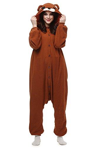 Hstyle Unisex Animal Kigurumi Pijamas Ropa De Dormir Trajes Disfraz Onesie Pyjamas Cosplay Costume...