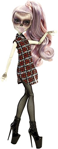 Mattel Monster High FCD09 Zomby Gaga Puppe