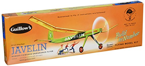Guillows Javellin (Balsa Kit)