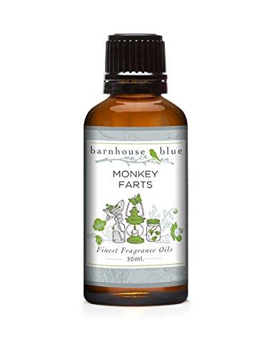 Barnhouse Blue - Monkey Farts- Premium Fragrance Oil - 30ml