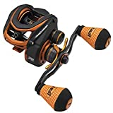 LEW'S (MC1SH) Fishing Mach Crush Speed Spool SLP Series, Baitcasting Reel, Fishing Reel, Fishing Gear and Equipment, Fishing Accessories