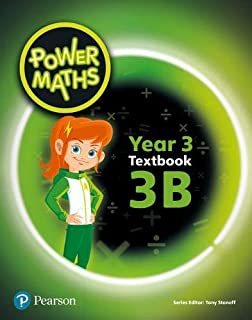 Power Maths Year 3 Textbook 3B