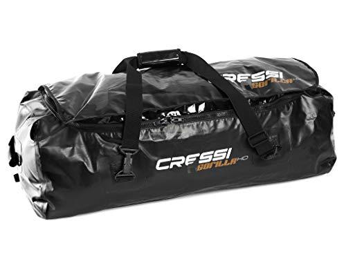 Cressi–Gorilla HD, Color Black
