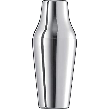 Schott Zwiesel Basic Bar Designed by World Renowned Mixologist Charles Schumann Stainless Steel Cocktail Shaker, 23.6-Ounce