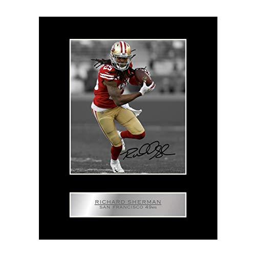Richard Sherman Autogramm mit Autogramm San Francisco 49ers #05 NFL