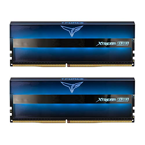 TEAMGROUP T-Force Xtreem ARGB 4000MHz CL18 16GB...