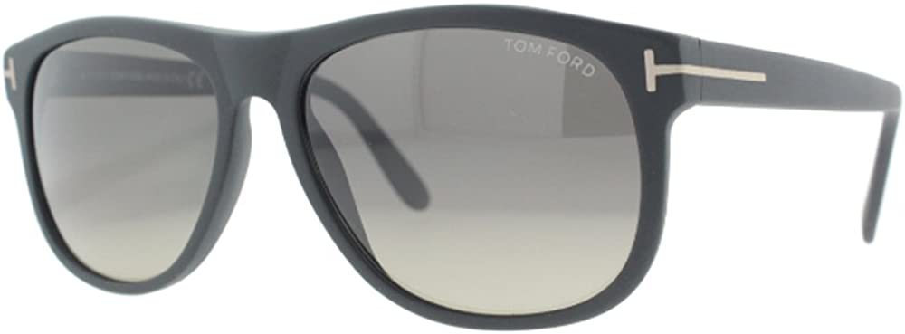 Tom Ford Sonnenbrille Olivier (FT0236) Schwarz Matt