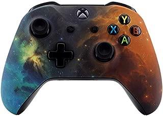 Xbox One Wireless Controller for Microsoft Xbox One - Custom Soft Touch Feel - Custom Xbox One Controller (Vibrant Universe)