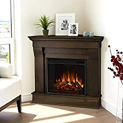 Corner Electric Fireplace For Small Living Rooms