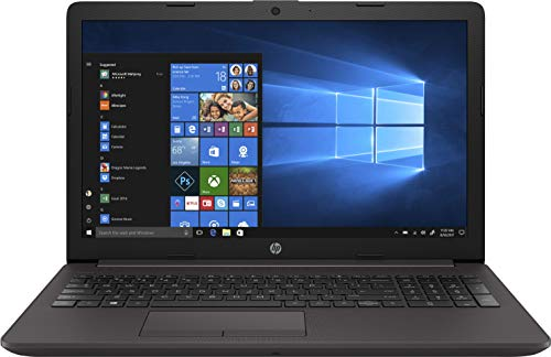 HP 250 G7 (6Bp86Ea)15.6' Intel Core i5-8265U Laptop, 8GB RAM, 256GB SSD, DVDRW, Windows 10 Pro - Black