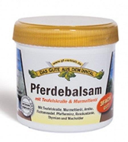 Pferdebalsam mit Teufelskralle & Murmeltieröl 200 ml