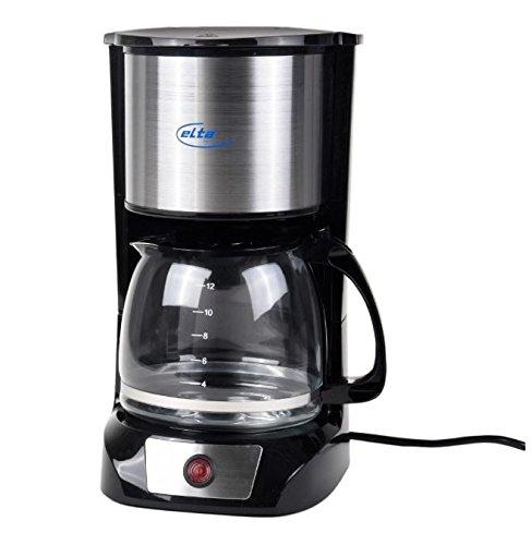 Elta Kaffeemschine KME-1000.2 12 Tassen, permanenter Filter, Anti-Tropf-System 800 Watt