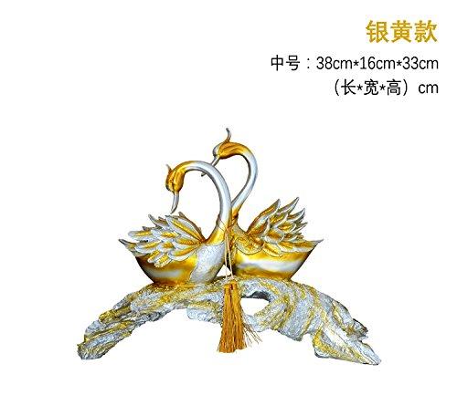 GFEI mobilier de Maison européenne Bijoux Ornements Swan/Cabinet de la télé dans Le Salon Cabinet création décor/rétro,k
