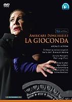 イタリア・オペラ アミルカレ・ポンキエッリ:「ラ・ジョコンダ」全曲(2005年 日本語字幕付) [DVD]